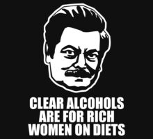Ron Swanson Quote 4 by HarrisonSteele