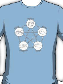 Daryl Tank Scissors T-Shirt