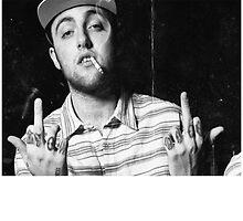 Mac Miller by nhornak99