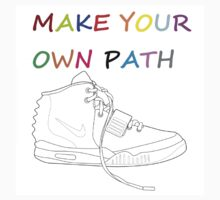 Yeezy 2 nike make your own path by eppy13