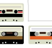 Equalizer Cassette Sticker