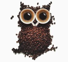 Coffee Owl by GMax23