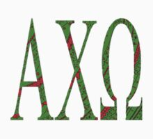 Alpha Chi Omega Pattern/Colors by mrndaj