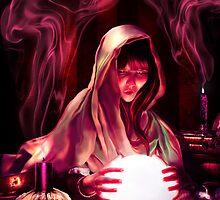 The Fortune Tellers Daughter by Kerri Ann Crau