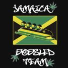 Jamaica Bobsled Team by Samuel Sheats