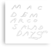 Mac DeMarco Salad Days T Canvas Print