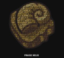 PRAISE HELIX by snailkeeper