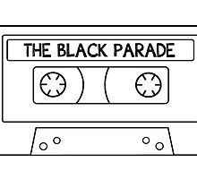 The Black Parade cassette tape by laurenpears