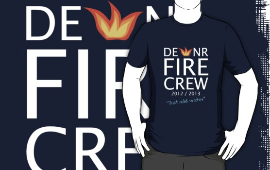 2012/2013 Fire Crew Top by catdot