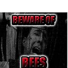 Beware of Bees (Nicholas Cage themed design)  by Isissa