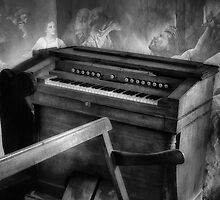 Olde Church Organ by Ian Mitchell
