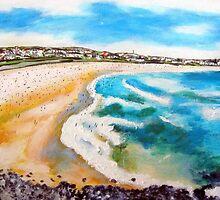 Coastal Bondi by gillsart