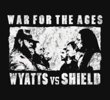 Wyatts vs Shield by TOPZtees