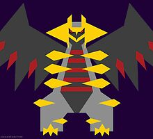 487 Giratina by Gefemon2