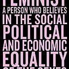 Feminism poster by cremma