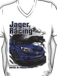 Jager Raging Fierce Badger T-Shirt