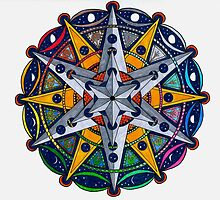 The wheel of the year turns by Cjmatriarch