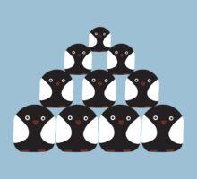 Penguin Pyrimid Kids Clothes