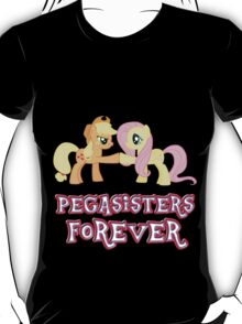 Pegasisters Forever (No Heart) 6 T-Shirt