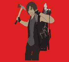 Daryl Dixon - The Walking Dead by mashuma3130