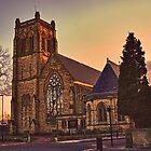 Jesmond Parish Church by Giorgio Elesaro