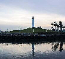 Lighthouse in the LBC by Nancy Perry