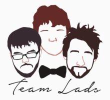Achievement Hunter Team Lads by GingerJMEZ