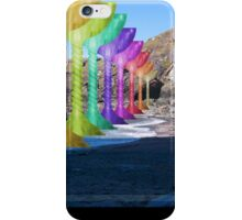 Tarot Kernow - The Cornish Tarot     Eight of Cups iPhone Case/Skin