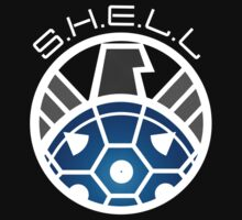 Agents of S.H.E.L.L by GordonBDesigns