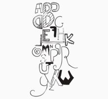 typography by eriettataf