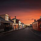 Battery Point by Adrian Donoghue