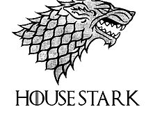 House Stark Pocket Design by Connor Petch
