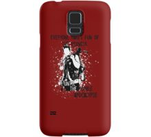 Everyone Makes Fun of the Redneck Until the Zombie Apocalypse Samsung Galaxy Case/Skin
