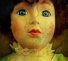 Vintage Victorian Doll by Scott Mitchell