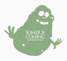 Slimer is Coming by Pierpazzo89