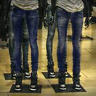 Duplicate Denims Ditto by Jane Neill-Hancock