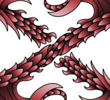 Infinity Dragons_Red Sticker