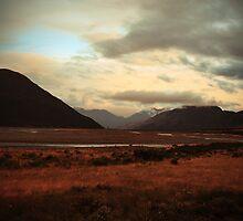 Evening Falls by Belinda Osgood