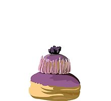 pastry illustration by sarahainsworth