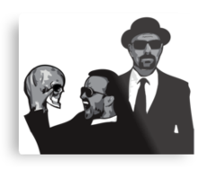 Breaking Bad ftw Metal Print