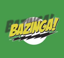 bazinga by spicydesign