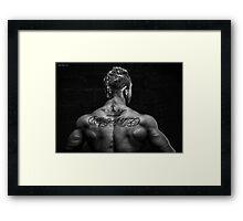 Egoist Framed Print