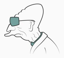 Professor Farnsworth - Futurama by 3coo