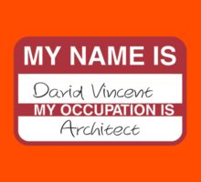 David Vincent - Architect - The Invaders by Buleste