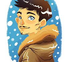 WInter Boy by hbitik