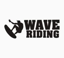 Wave Riding by nektarinchen