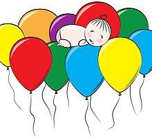 Balloon Dream by Mark Lee