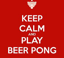 beer pong by heavymanchad