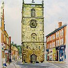Morpeth Clock Tower by Jan Szymczuk