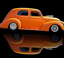 1938 Willys Two-Door Sedan by DaveKoontz